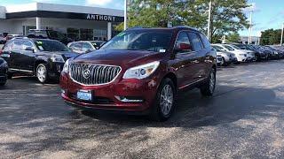 2017 Buick Enclave Gurnee, Waukegan, Kenosha, Arlington Heights, Libertyville, IL B8155A