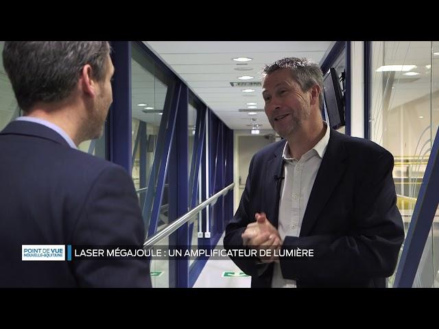 Point de Vue Nouvelle-Aquitaine : Laser Megajoule