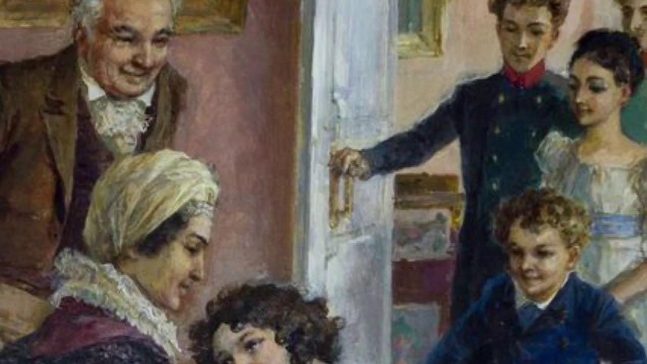 семья болконских картинки специалисты пекут
