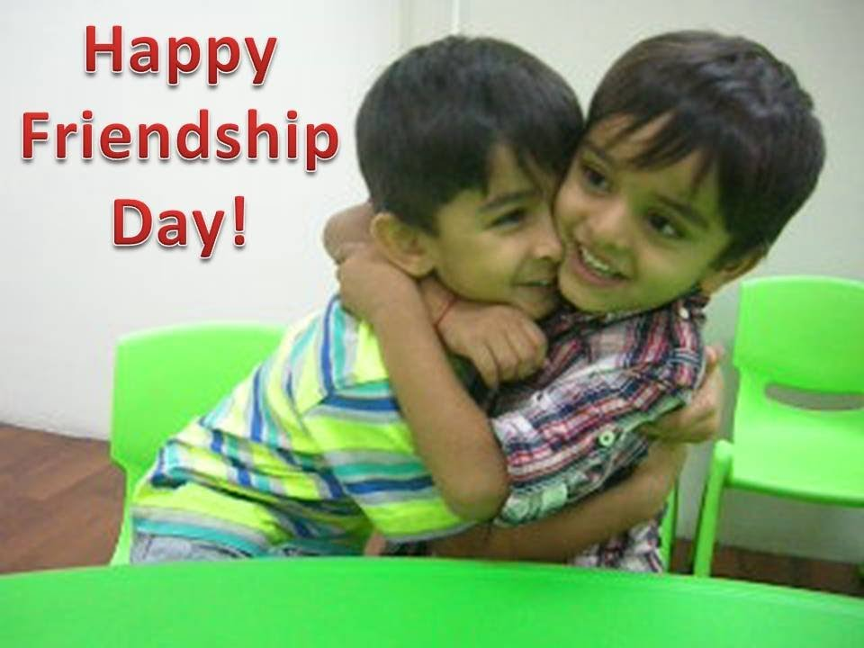my best friend kids talk about friendship day