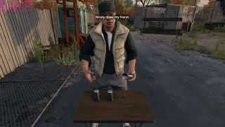 Watch Dogs Shell Game Gameplay ASUS G750JW NVIDIA GTX 765m