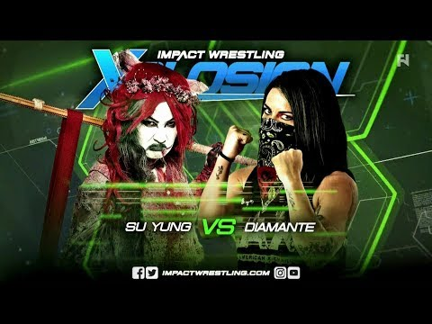 Su Yung vs. Diamante (Xplosion - August 25th, 2018)