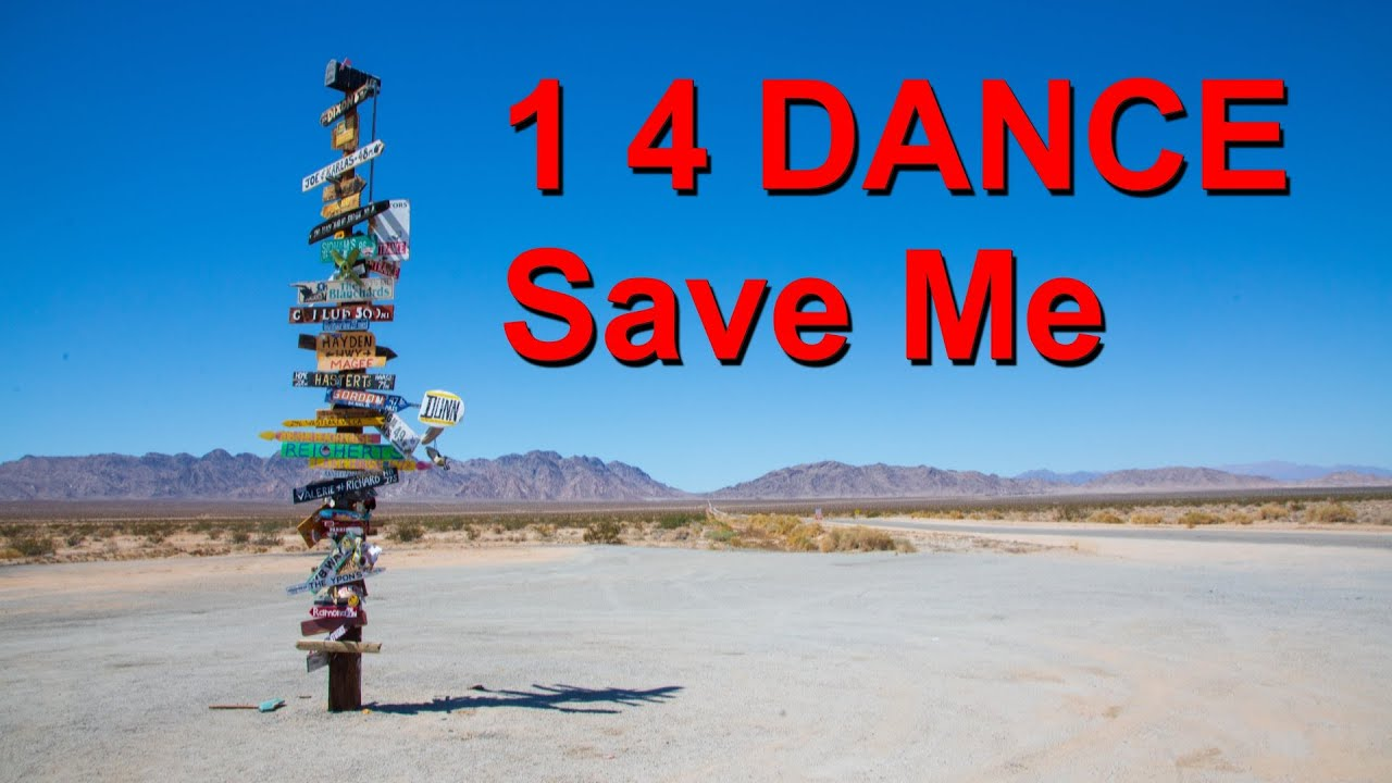 1 4 Dance Save Me Official Music Video One For Dance Youtube
