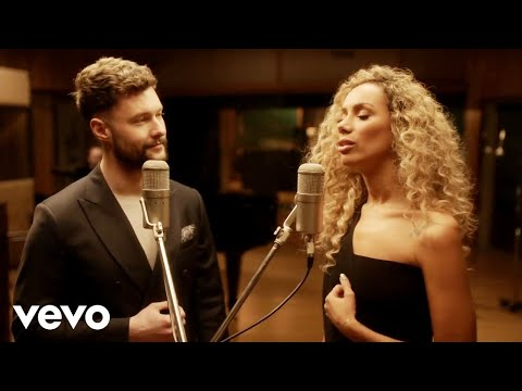 Calum Scott, Leona Lewis - You Are The Reason:歌詞+中文翻譯
