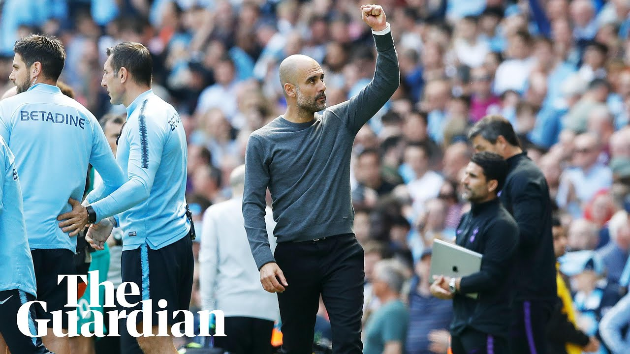 Guardiola accepts Manchester City's win over Spurs 'not our best performance'