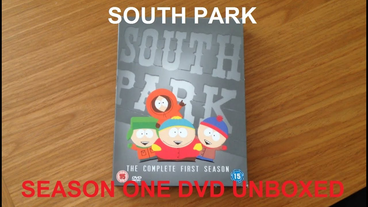 south park season 1 dvd box set review youtube. Black Bedroom Furniture Sets. Home Design Ideas