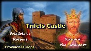 Trifels Castle/Замок Тріфельс(, 2016-09-29T07:57:03.000Z)