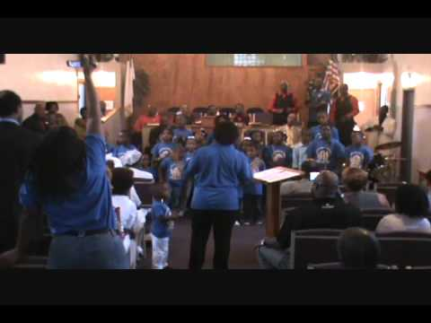 CDBC Youth Choir.wmv