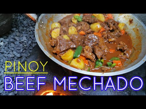 Pinoy Beef Mechado