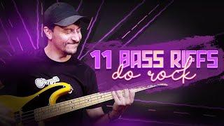 Download Video 11 BASS RIFFS FAMOSOS NO ROCK MP3 3GP MP4