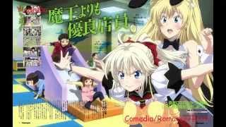 8 Animes de Demonios/Ecchis/Romanticos y Comicos