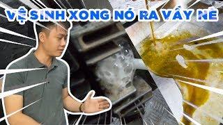 Hướng dẫn vệ sinh buồng đốt bằng dung dịch Voltronic G28