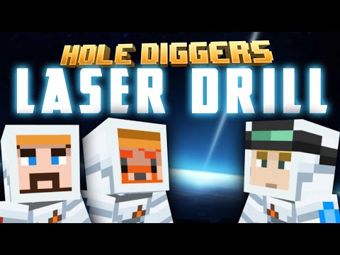 Minecraft - Laser Drill - Hole Diggers 49
