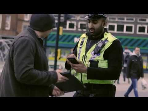 West Yorkshire Police - Mobile Data Technology