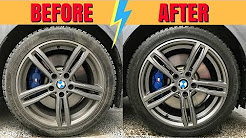 HOW TO CLEAN WHEELS LIKE A PRO !!