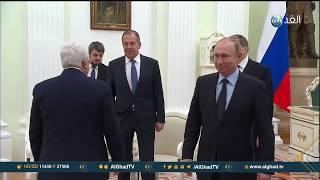 تقرير   منافسة بين واشنطن وموسكو في تسليح دول المنطقة