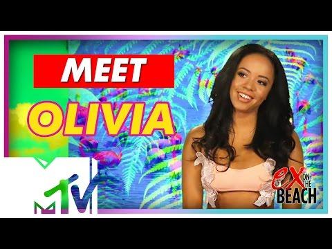 EX ON THE BEACH SEASON 4 | REALITY TV HUNKS 💛 OLIVIA | MTV