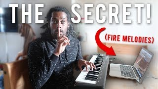 The SECRET to Making FIRE MELODIES | In depth Logic Pro X Tutorial