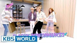 Triple H is here!!!! [KBS World Idol Show K-RUSH / 2017.05.12]