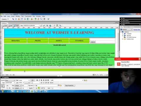 cara-mudah-buat-tampilan-website-dengan-dreamweaver