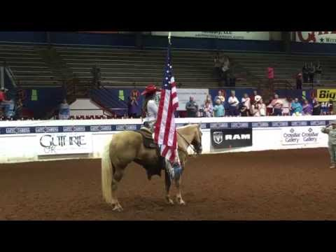 National Little Britches Finals 2016 Guthrie, OK Lazy E Arena