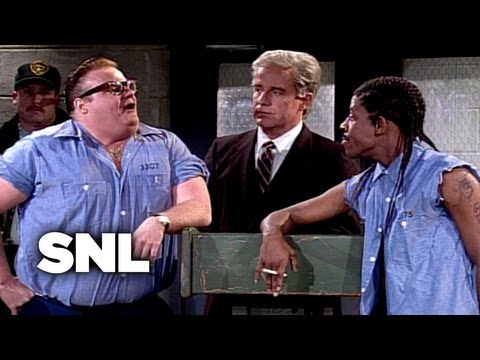 Matt Foley in Prison – Saturday Night Live