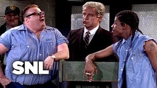 Matt Foley: Scaring Kids Straight In Prison - SNL