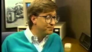 Technology News Timeline 1987 - Personal Computer History W/Bill Gates