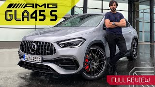2021 GLA 45 S! Is the Bigger A45 as Exciting!? Full Review
