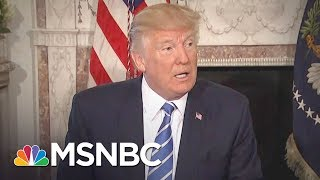 Donald Trump Surprises By 'Not Ruling Out' Military Option In Venezuela | The Last Word | MSNBC