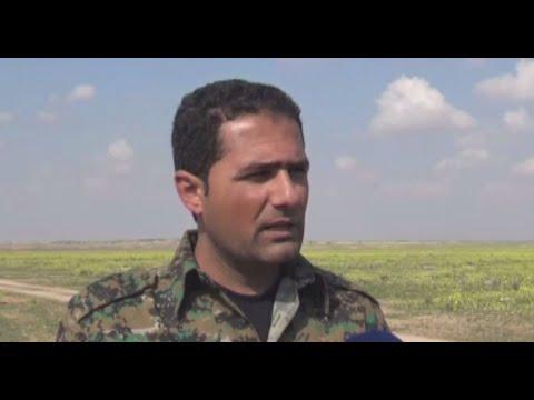 قيادي: سوريا الديمقراطية بالمرحلة ما قبل الأخيرة لإنهاء داعش  - نشر قبل 11 ساعة