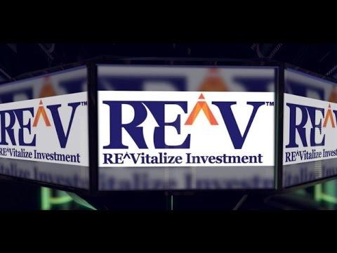 REV Investor Meet The Team