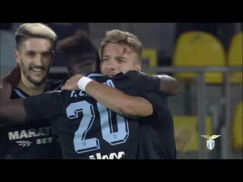 Serie A TIM   Highlights Frosinone-Lazio 0-1