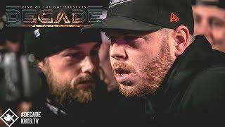 KOTD - A. Ward vs poRICH Release Trailer | #DECADE