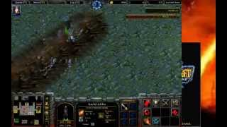 Warcraft 3 naruto vs bleach 1.7