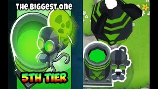 Bloons TD 6 - 5TH TIER MORTAR - THE BIGGEST ONE