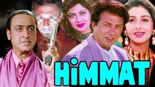 Himmat Full Movie | Bollywood Action Movie | Sunny Deol Hindi Action Movie | Shilpa Shetty| HD Movie