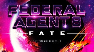 Federal Agent 8 (Animation Movie, Full Length, English) Sci-Fi, Free Entire Film