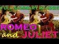 Romeo and Juliet in Hindi Full Summary - Shakespeare