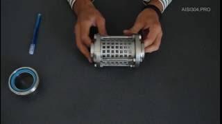 Все, что нужно знать про диоптр трубный из нержавеющей стали Ду 50(Компания Тринокс поставляет диоптры трубные и плоские нержавеющие различных диаметров. Более подробно..., 2016-08-30T11:46:43.000Z)
