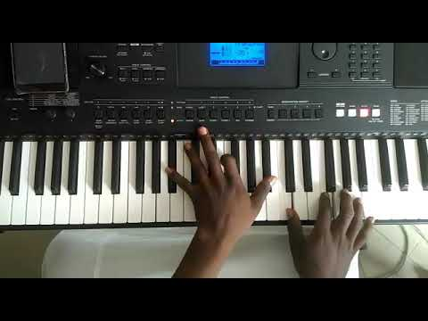 Oceans Will Part Keyboard Chords By Hillsong United Worship Chords