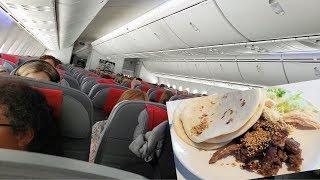 Du Lịch Châu Âu - Review Hãng Bay NORWEGIAN AIRLINE & Khu Ăn Miễn Phí || Hành Trình Từ Cali Đến PHÁP