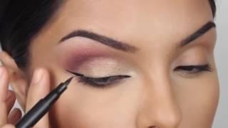 مكياج سهرة: Maquillage soirée