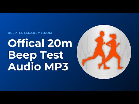 Beep test mp3 audio download – boxing workout ideas.