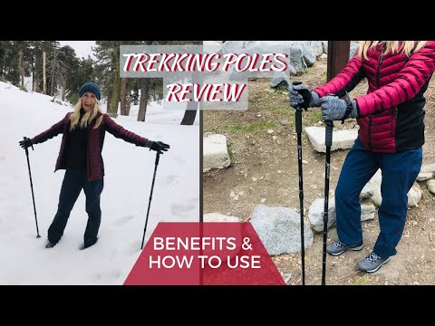 Trekking Poles Review Why You Should Use Them & How To | Renewal Fitness Coaching