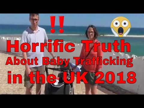 The Horrific Truth About Baby Trafficking in the UK video