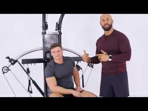 Bio force home gym youtube