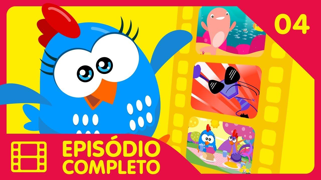 Galinha Pintadinha Mini Episodio 04 Completo 12 Min Youtube