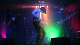 New Candys - Thrill Or Trip. Live at The Finsbury, London. 26th May 2015