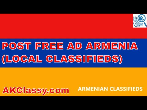 armenia-local-classifieds:-how-to-post-free-ads-online-(jobs/cars/buy-&-sell-website)-|-akclassy.com